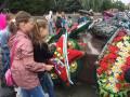 Церемония возложения венков и цветов
