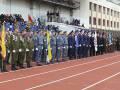 Военно-спортивная игра «Уральский рубеж»