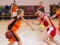 Соревнования по баскетболу среди женских команд