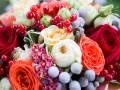 Городская выставка цветов и плодов-2015