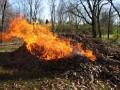Осенне-зимний пожароопасный период