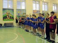 Турнир по волеболу к 45-летию района