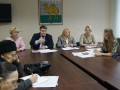Совещание с комитетами ТОС