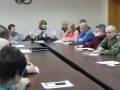 Заседание комиссии по ЧС Калининского района