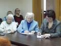 Пленум Совета ветеранов Калининского района