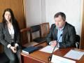 Брифинг в ИФНС России по Калининскому району города Челябинска