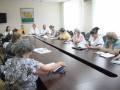 Совещание с председателями комитетов ТОС Калининского района
