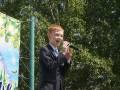 Праздник в ПКиО Калининского райна