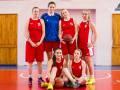 Спартакиада среди районов города среди женских баскетбольных команд