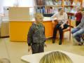 Библионяня в детской библиотеке