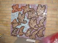 Выставка работ воспитанников Школы мозаики