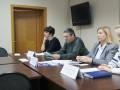 Совещание в Администрации Калининского района