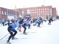 Сверкающая лыжня