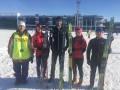 Спартакиада среди районов города. Лыжные гонки