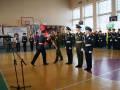 Церемония вручения знамен Юнармии