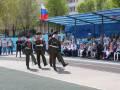 Парад кадет