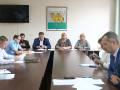 Аппаратное совещание в Администрации Калининского района